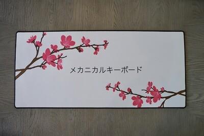 Cherry Blossom Deskmat [PRE-ORDER]