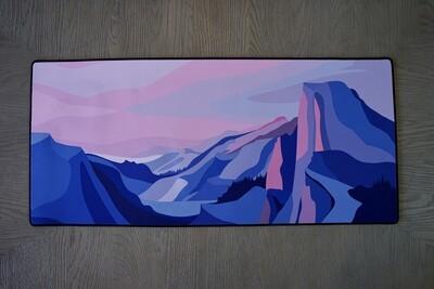 Purple Valley Deskmat [PRE-ORDER]