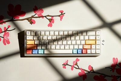 Cherry Blossom Deskmat