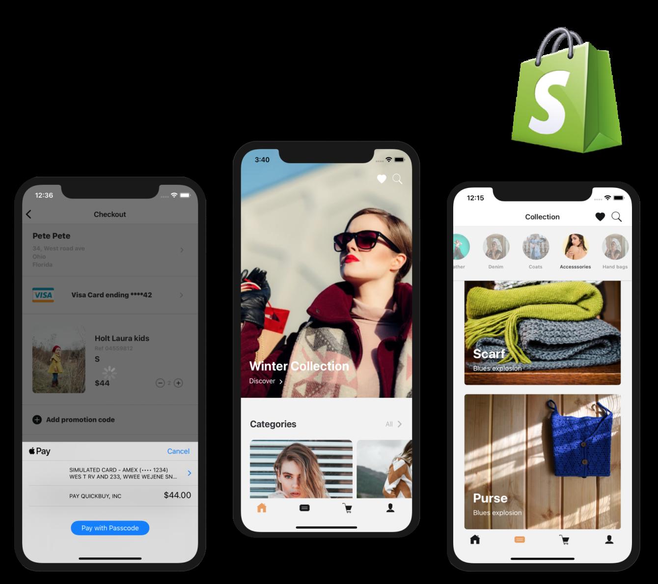 Shopify React Native