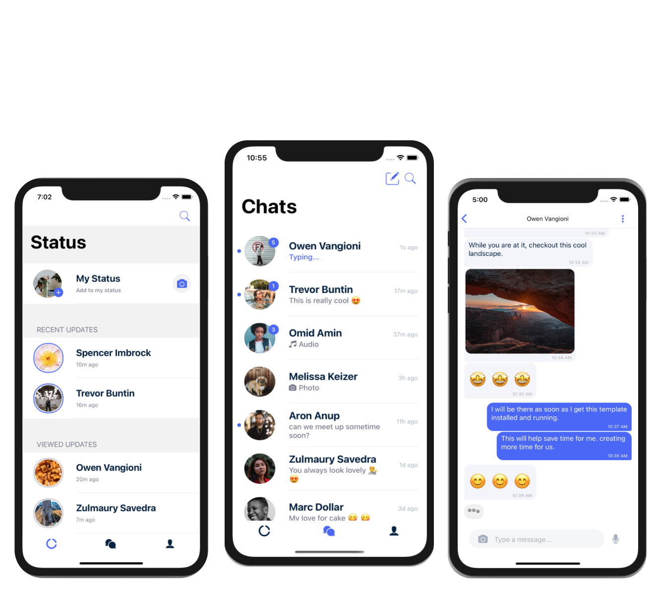React Native Chat App