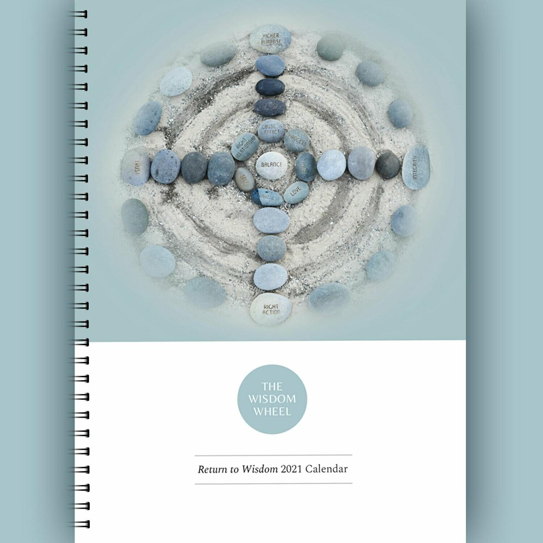 Return to Wisdom 2021 Journal Planner
