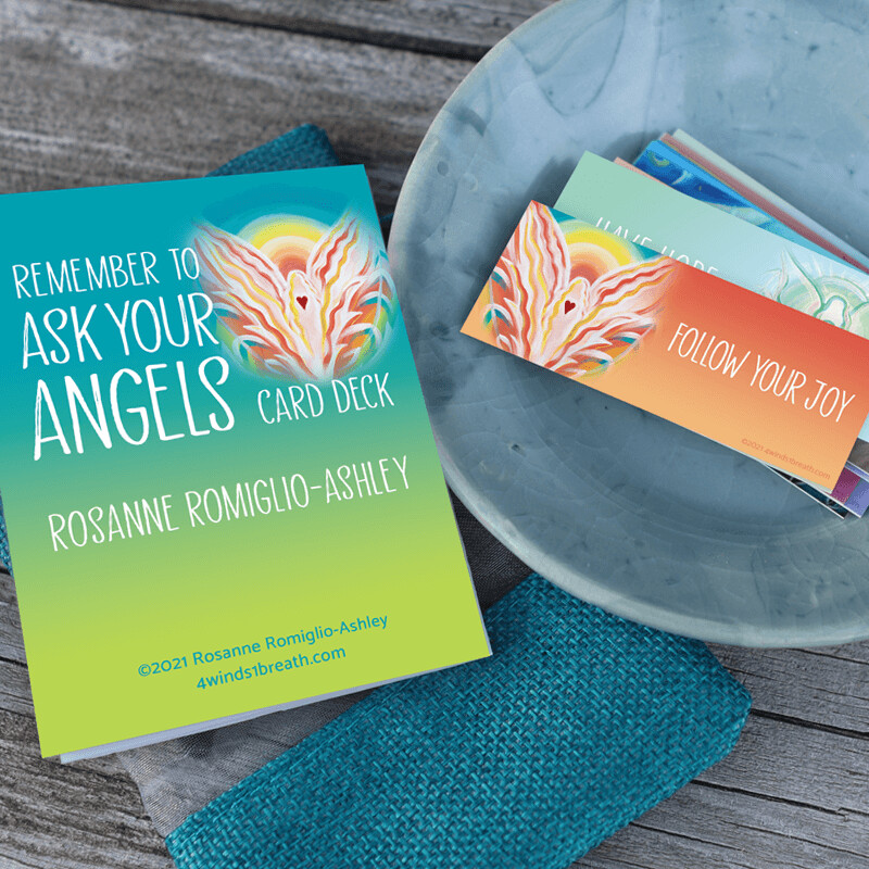 Angel Cards Mini Deck