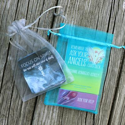 Pre-show promotion! Guidance Deck & Angel Deck Bundle