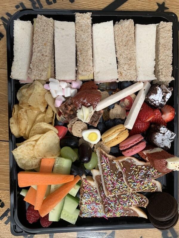 Kids Platter (serves two)