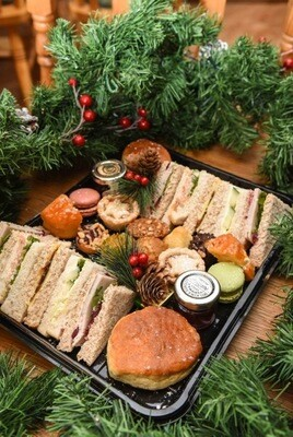 Afternoon Tea Platter (serves two)