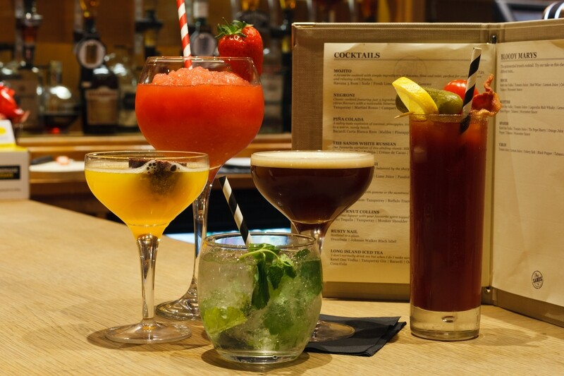 Takeaway Cocktails