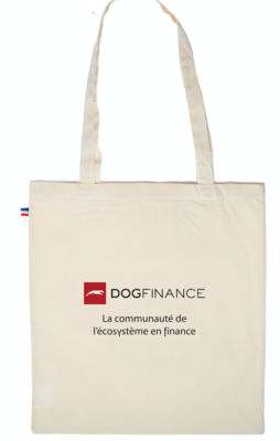 Tote bag Made In France en coton