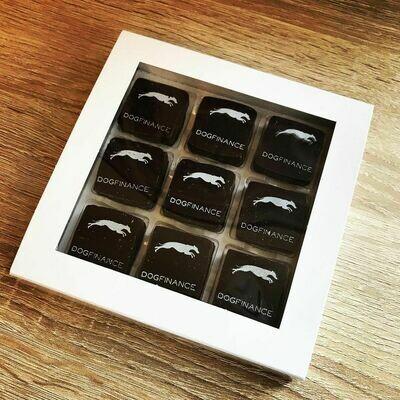 La boîte de chocolats Dogfinance
