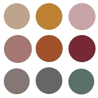 Floormat even colors