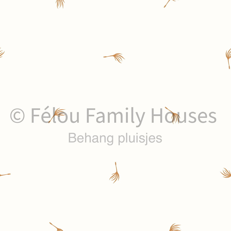 Wallpaper Dollhouse Fluff