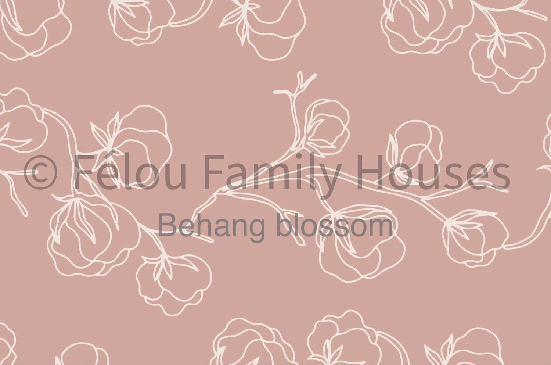 Dollhouse Wallpaper Blossom