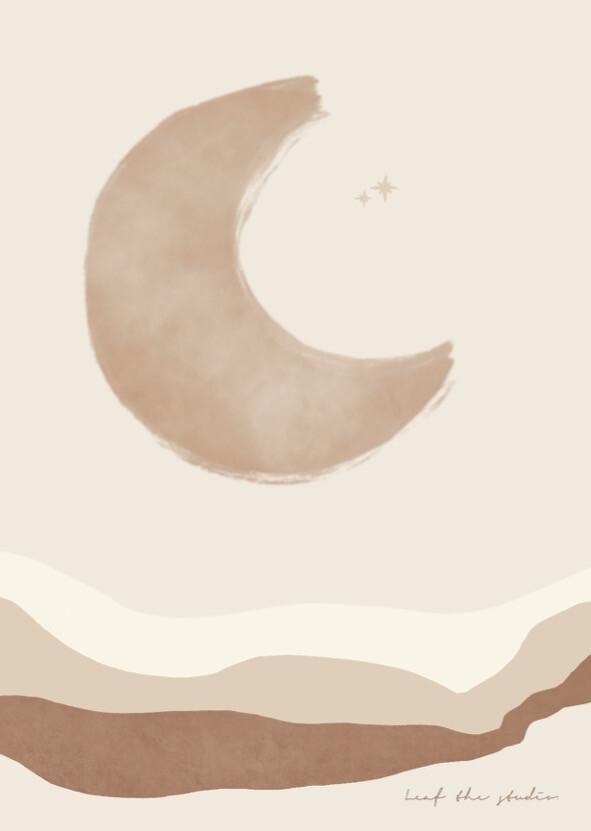 LEAF THE STUDIO Moon
