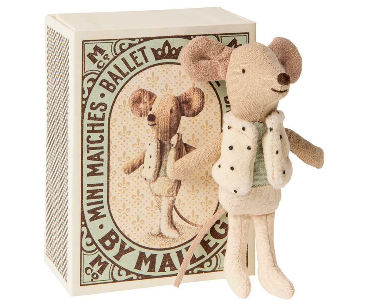 Maileg Dance Mouse (10 cm)