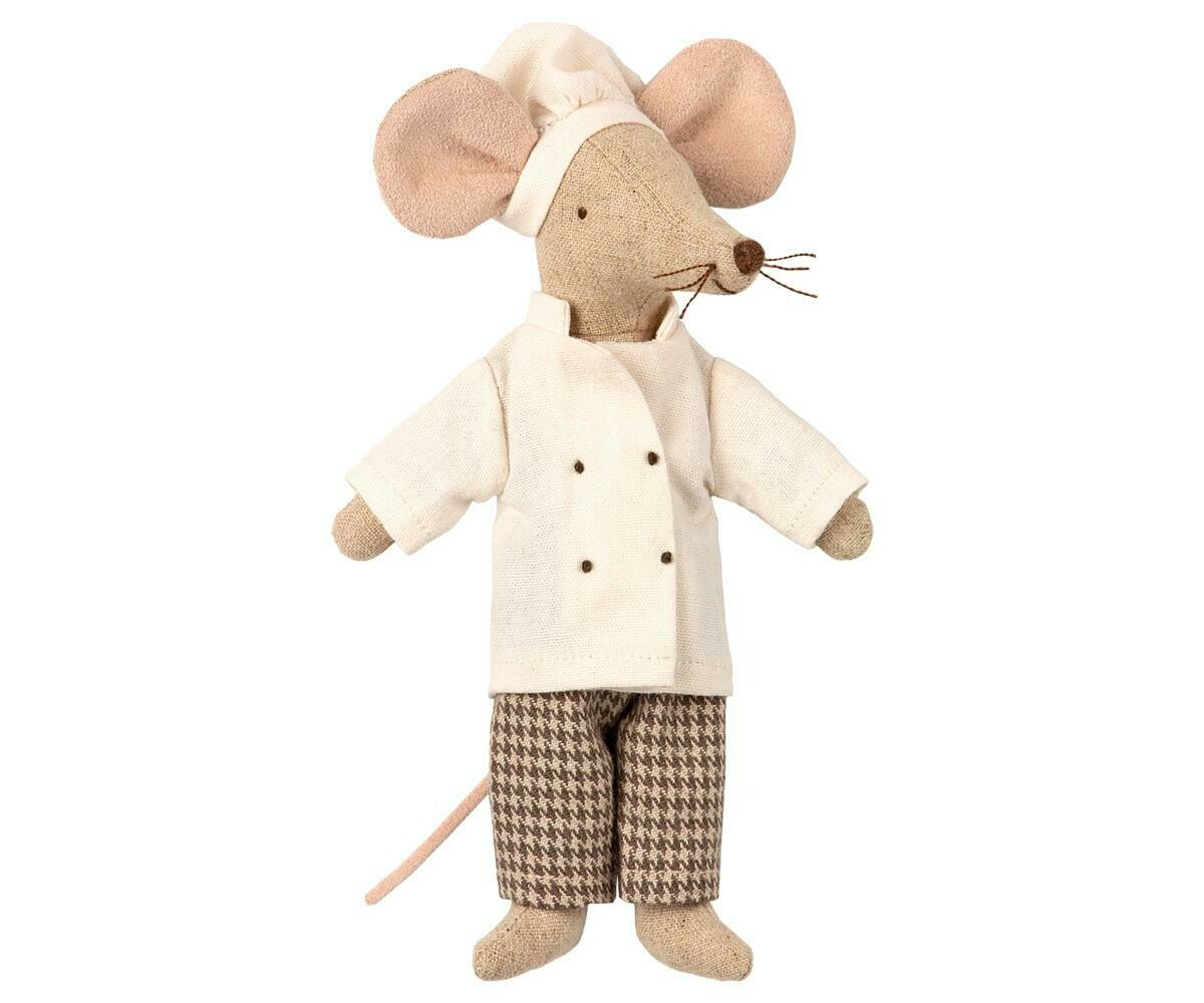 Maileg Chef Mouse (15 cm)