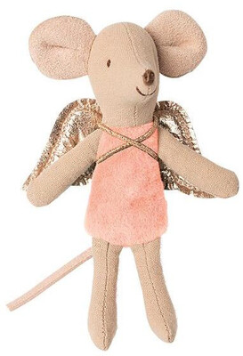 Maileg Mouse Fairy (pink)