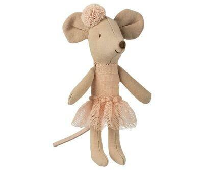 Maileg Ballerina Mouse (10cm)
