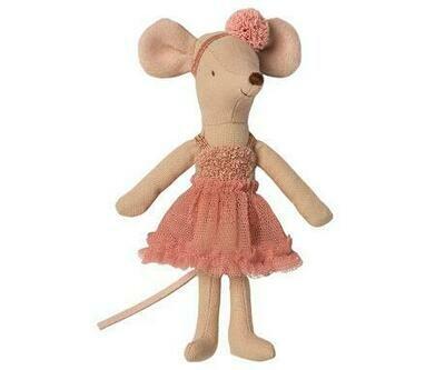 Maileg Dance Mouse Mira Belle (13 cm)