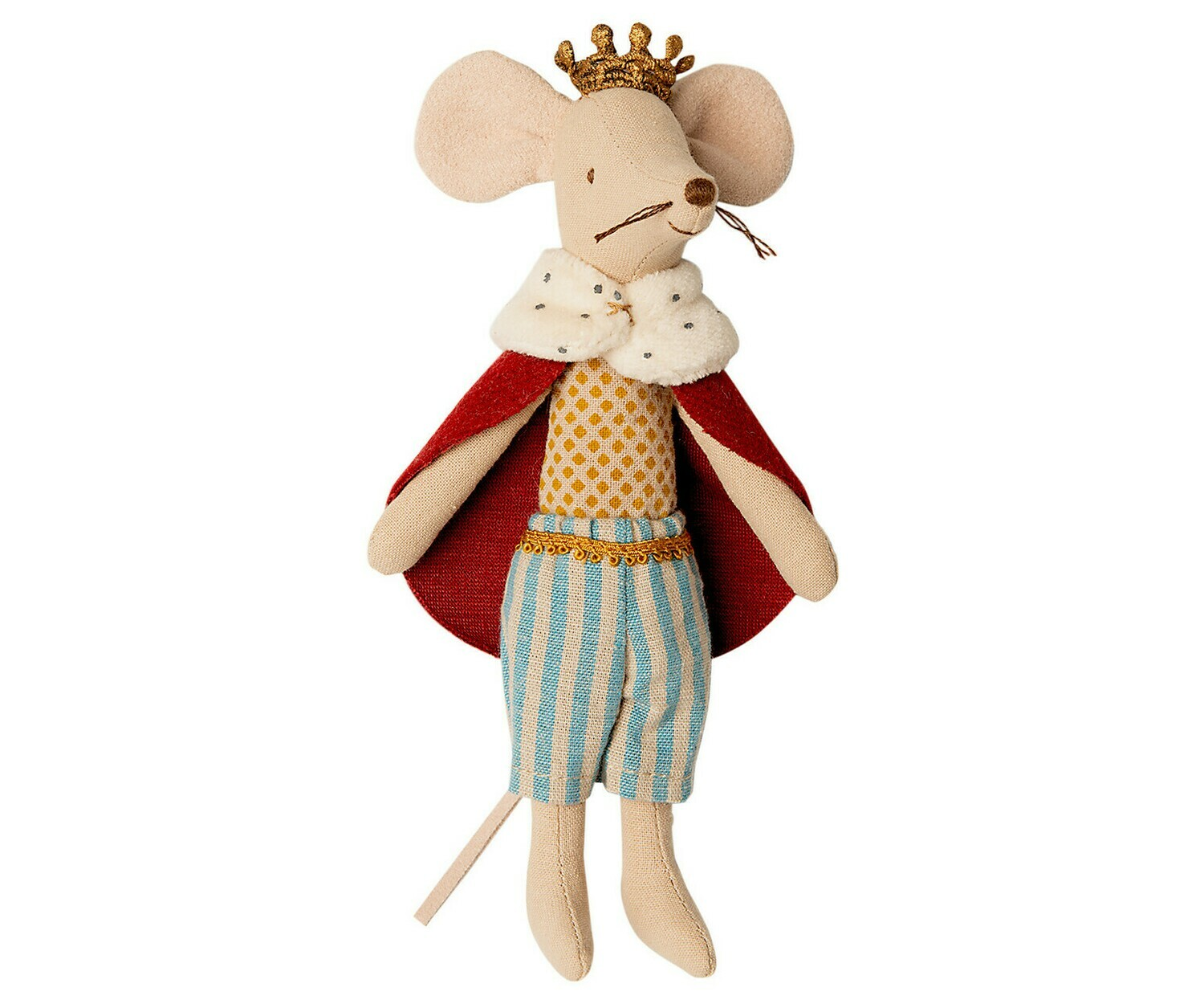 Maileg King Mouse (15cm)