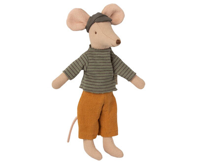 Maileg Dad Mouse (15cm)