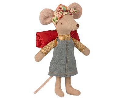 Maileg Hiker Mouse Big Sister (12cm)