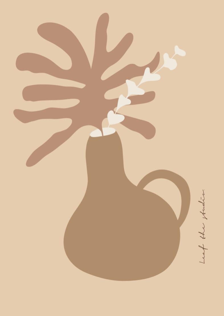 LEAF THE STUDIO Vase