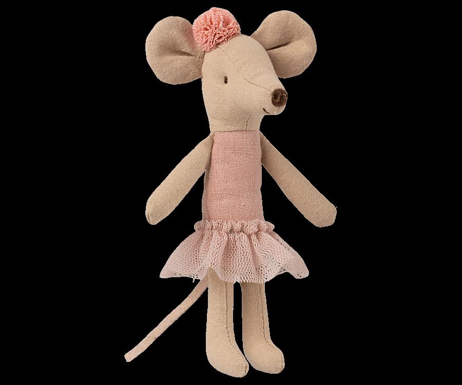 Maileg Ballerina Mouse (12cm)