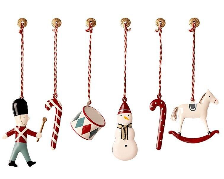 Maileg Christmas decoration (6 pieces)