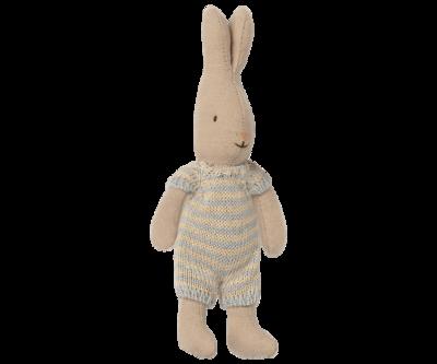 Maileg rabbit light blue (16cm)