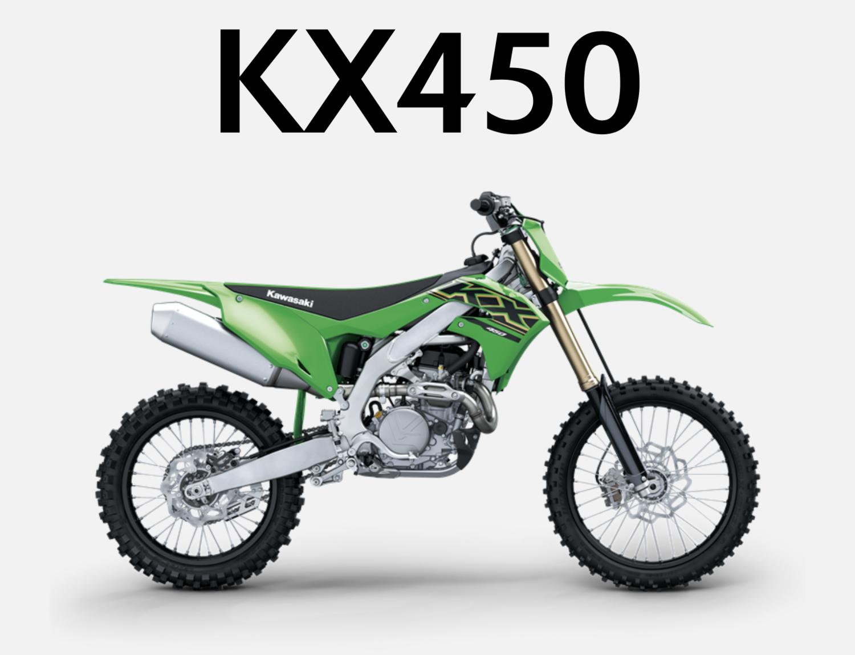 KX450 my2022