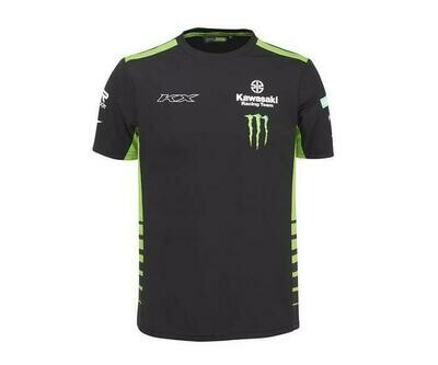 T-Shirt KX KAWASAKI Monster Energy tg LARGE