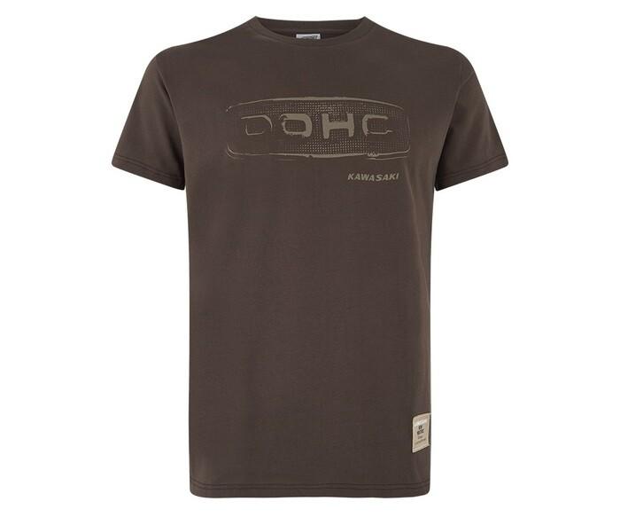 T-Shirt DOHC KAWASAKI HERITAGE TAGLIA M