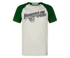 T-Shirt KAWASAKI ENG FOR SPEED TG XL