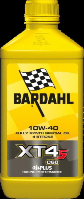 OLIO BARDAHL XT4-S C60 10W-40
