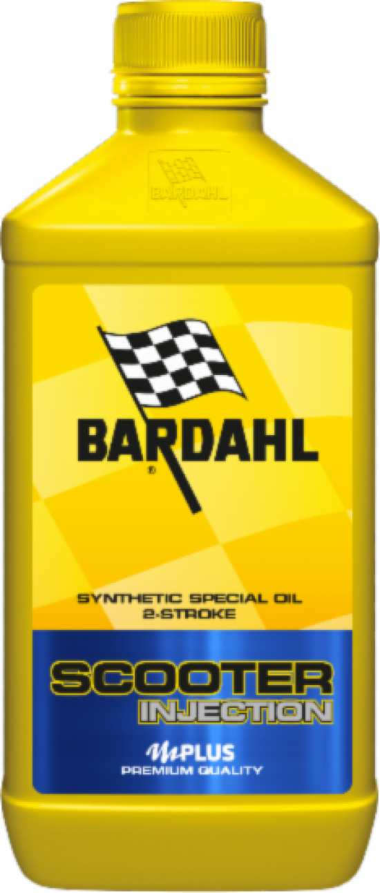 OLIO BARDAHL SCOOTER INJECTION