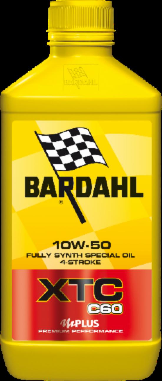 OLIO BARDAHL XTC C60 10W-50