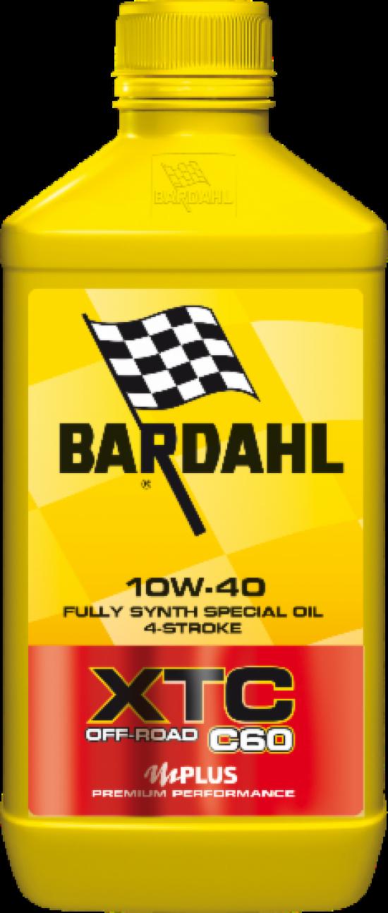 OLIO BARDAHL XTC C60 OFF ROAD 10W-40