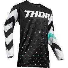 Thor 2019 Youth Pulse Stunner Black White BAMBINO
