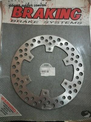 DISCO FRENO ANT KTM GS 125-250 88/93