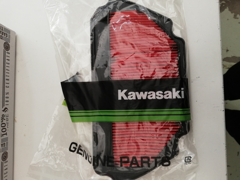 FILTRO ARIA KAWASAKI NINJA 636 13/20 - 600 09/16