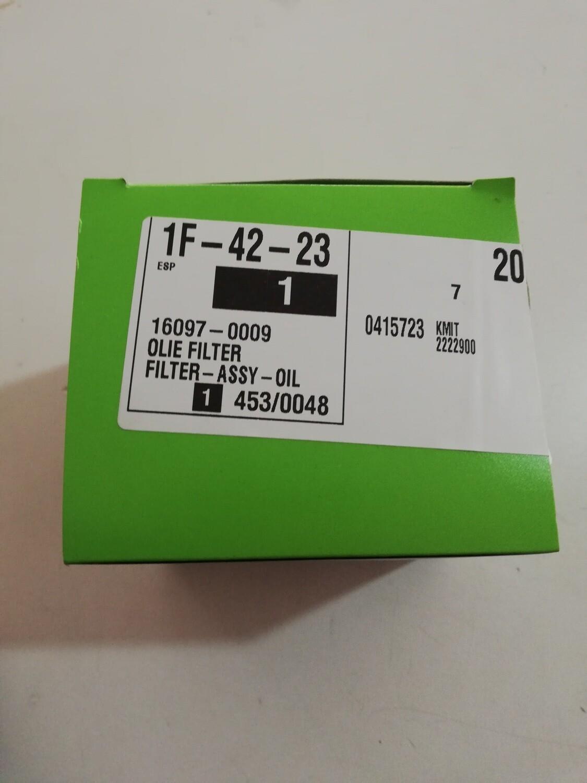 FILTRO OLIO KAWASAKI NINJA H2 15/20 - ZH2 2020