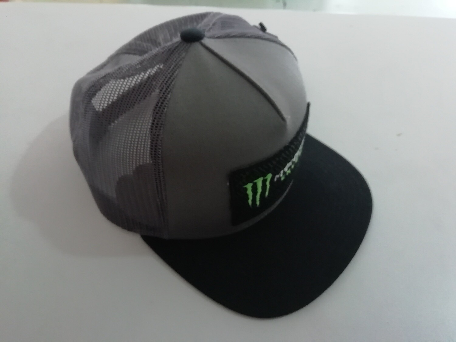 cappellino Monster Energy Champ Trucker Hat Alpinestars