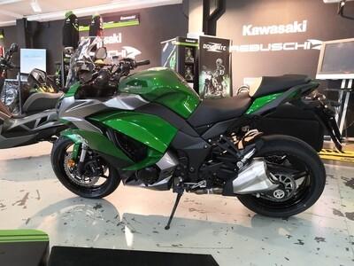 Kawasaki Z1000SX my2018
