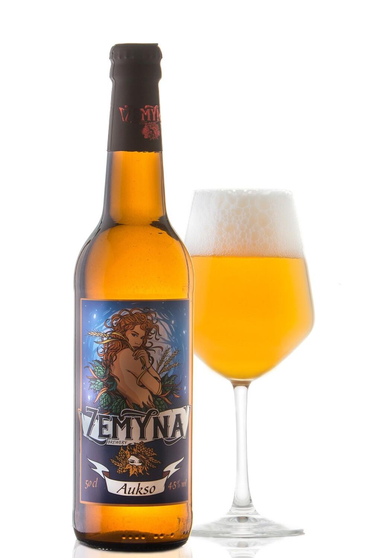 AUKSO Golden Ale 33CL