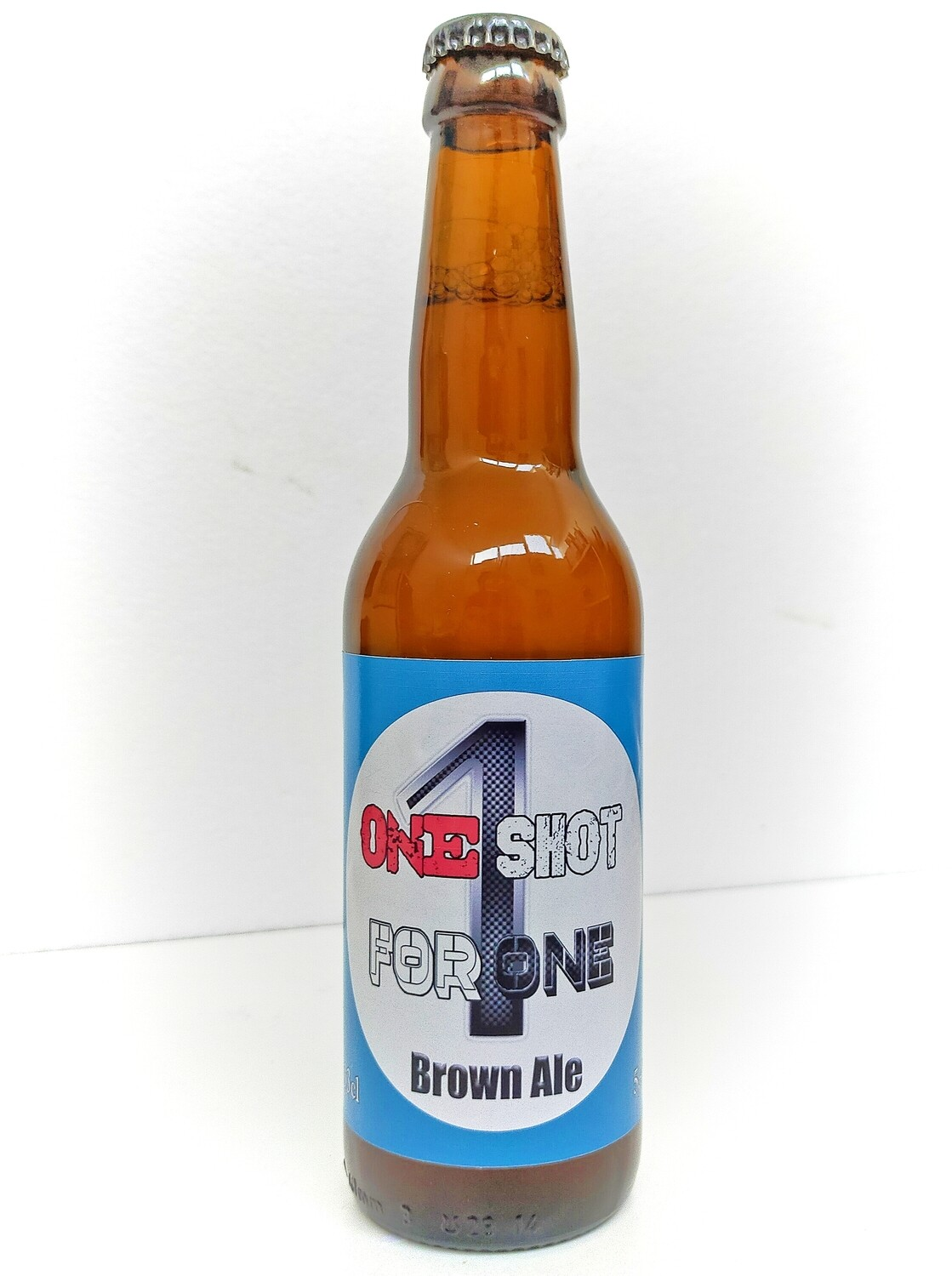 ONE SHOT BROWN ALE