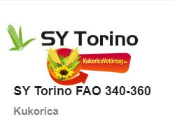 SY Torino FAO 350 ÚJ 2020-as hibrid