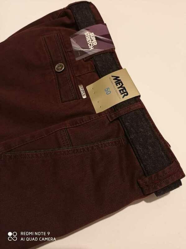 Pantalone New York Meyer