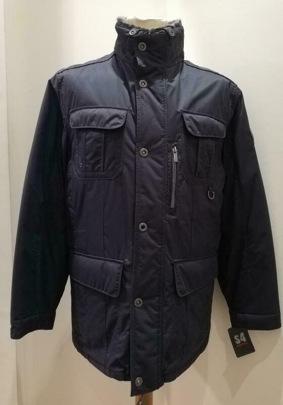 Giaccone S4 jackets