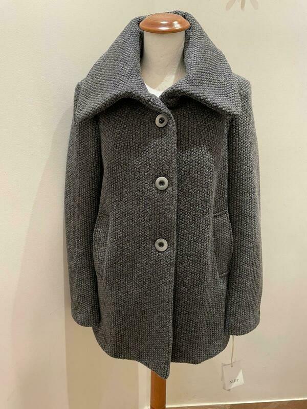 Giaccone lana Kitte