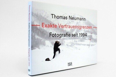Exakte Vertrauensgrenzen / Exact Confidence Limits /  正確信頼限界 / Collectors edition, SIGNED, Hatje Cantz, 2020, free shipping